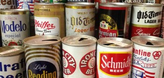 Glenn Leibowitz - What My Beer Can Collection Taught Me About Graphic Design