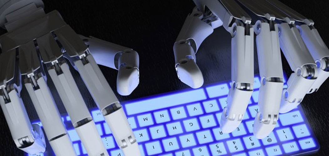 Will Robots Replace Writers?